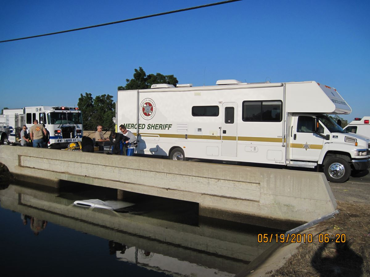 Dive Team Vehicle Recovery