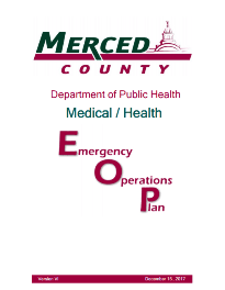 Link to the Merced County Emergency Operations Plan